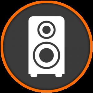 Gym Audio Icon