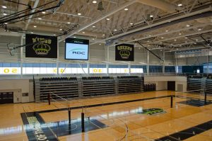 digital EDGE media + Education Gym Audio and Video Walls