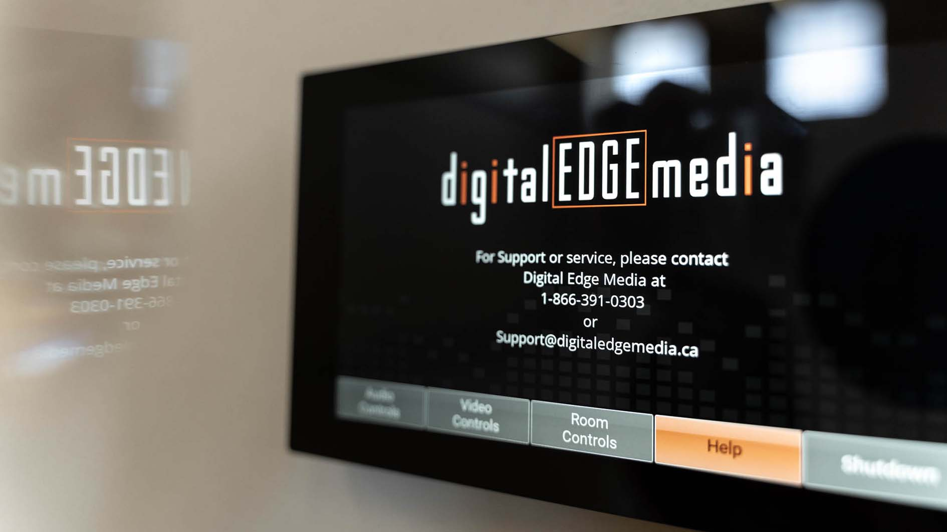 Home | digital EDGE media Inc  | Audio Visual Solutions
