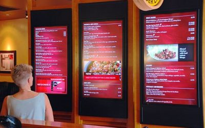 Digital Menu Boards – Thoughts & Tips