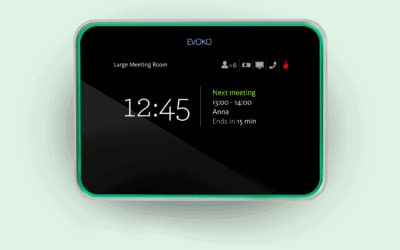 Evoko: The Easy Meeting Room Manager
